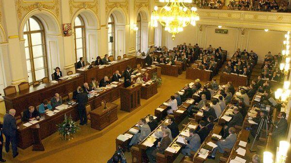 Poslanecká sněmovna. Ilustrační foto - Sputnik Česká republika