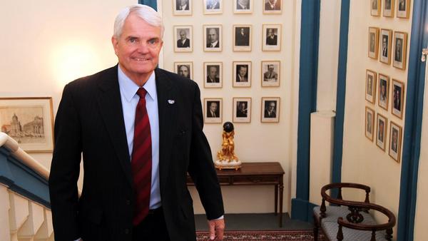 Americký velvyslanec v České republice Stephen King - Sputnik Česká republika