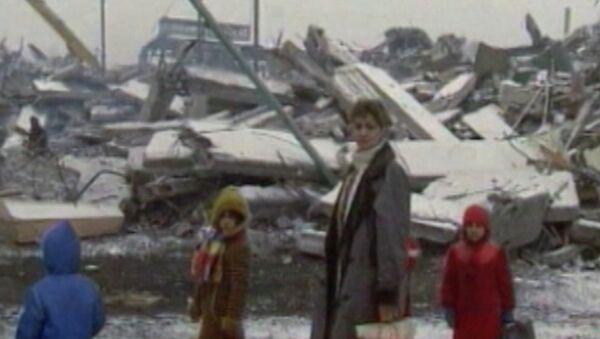 30. výročí zemětřesení ve Spitaku - Sputnik Česká republika