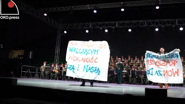 Koncert Alexandrovců v Polsku - Sputnik Česká republika