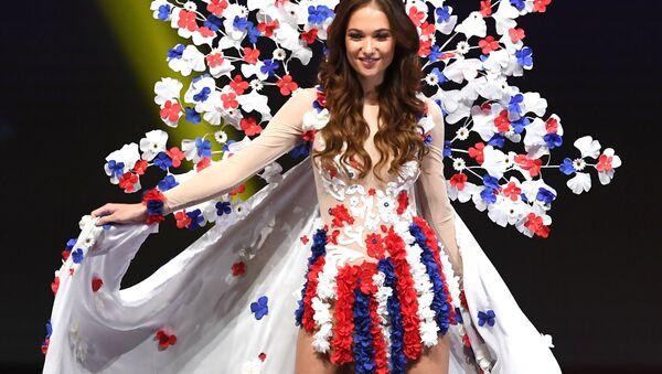Česká účastnice Miss Universe 2018 Lea Šteflíčková - Sputnik Česká republika