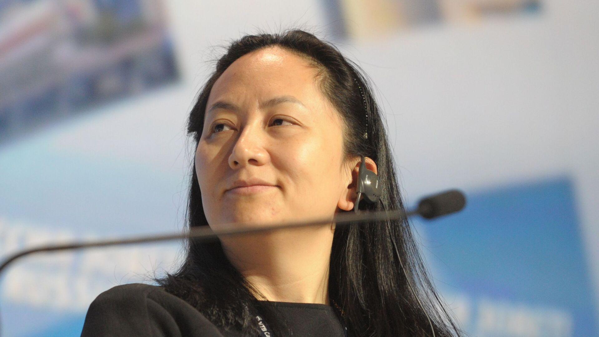 Meng Wan-čou, finanční ředitelka společnosti Huawei - Sputnik Česká republika, 1920, 25.09.2021