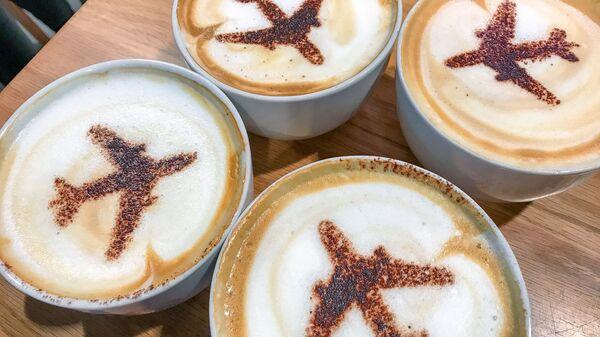 Káva. Ilustrační foto - Sputnik Česká republika