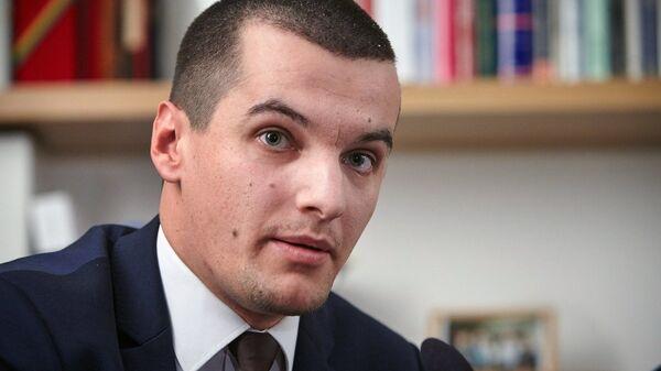 Jakub Janda - Sputnik Česká republika