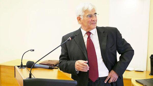 Profesor Štefan Kassay - Sputnik Česká republika