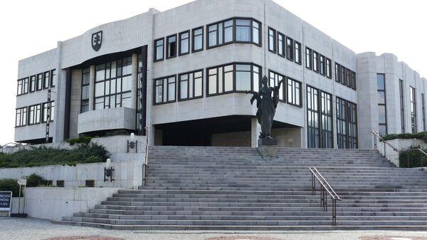 Budova Národní rady Slovenské republiky - Sputnik Česká republika