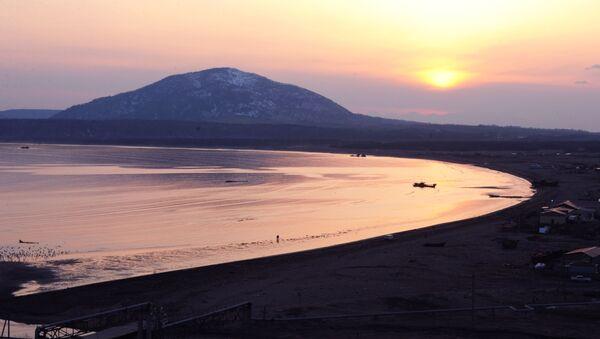 Ostrov Kunašir - Sputnik Česká republika
