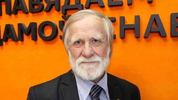 Polárník, člen Ruské geografické společnosti Gennadij Semjonovič Čeurin - Sputnik Česká republika