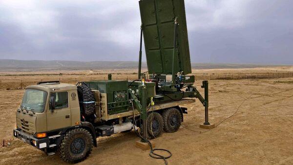 Víceúčelový radar EL/M-2084 - Sputnik Česká republika