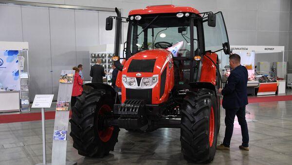 Traktor firmy Zetor - Sputnik Česká republika