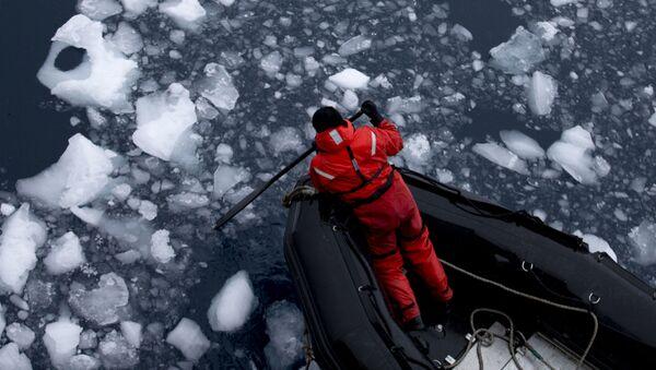 Antarktida - Sputnik Česká republika