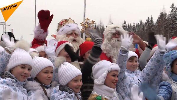Setkání novoročních kouzelníků - Sputnik Česká republika