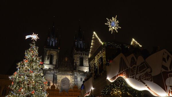 Vánoce v Praze - Sputnik Česká republika