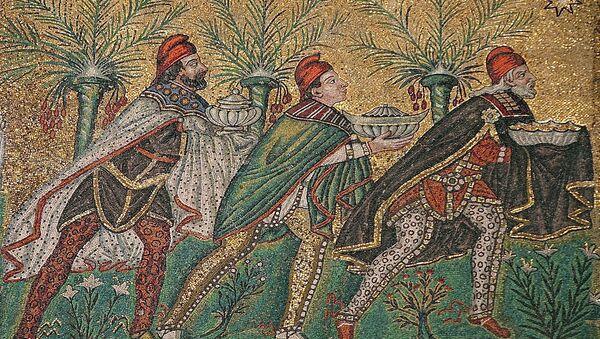 Tři králové: Tajemní mudrcové z Východu - Sputnik Česká republika