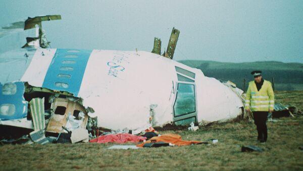 Trosky letadla Boeing 747 v Lockerbie - Sputnik Česká republika
