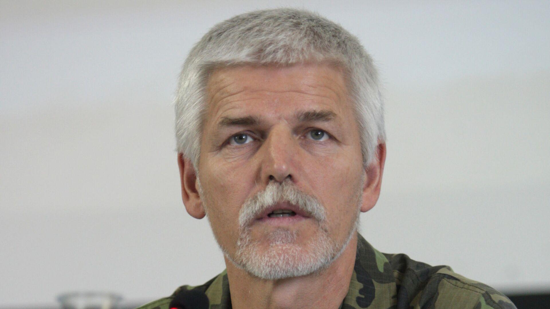 Generál Petr Pavel - Sputnik Česká republika, 1920, 19.03.2021