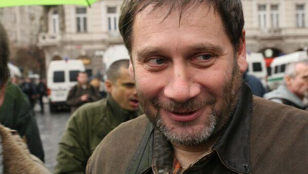 Tomáš Töpfer - Sputnik Česká republika