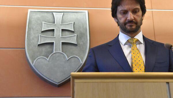 Bývalý ministr vnitra Kaliňák - Sputnik Česká republika