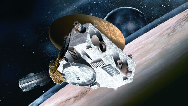 Sonda New Horizons - Sputnik Česká republika