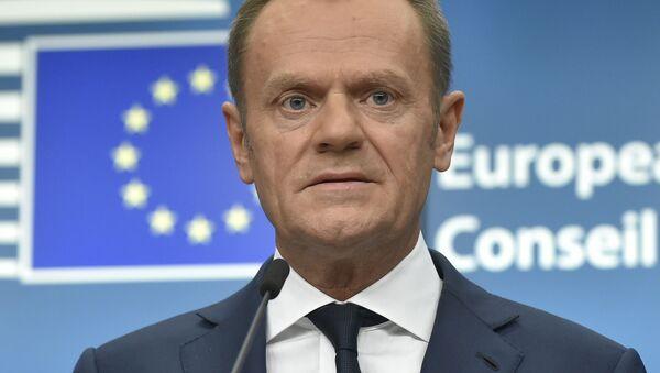 Donald Tusk - Sputnik Česká republika