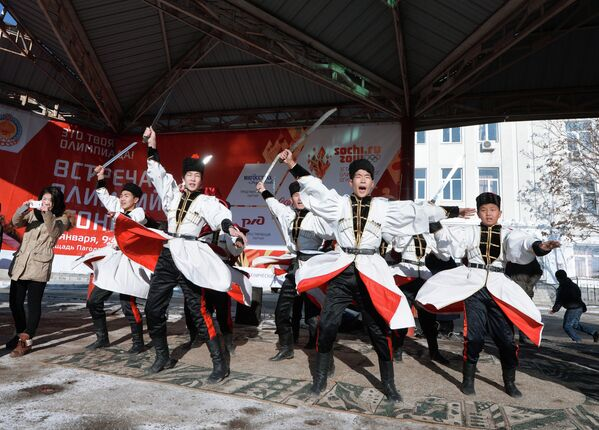 Kdo jsou původní národy Ruska? - Sputnik Česká republika