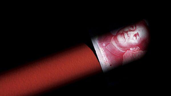 Čínský juan - Sputnik Česká republika