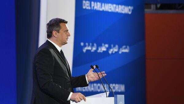 Předseda Národní rady SR Andrej Danko - Sputnik Česká republika