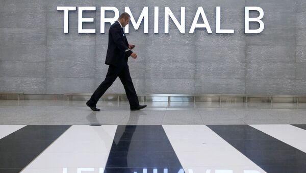 Cestující odhalil nové podrobnosti o incidentu s českým letadlem v Moskvě - Sputnik Česká republika