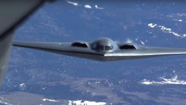 Globální útok: Spojené státy na hlídku 24/7 v Pearl Harboru nasadí strategické bombardéry - Sputnik Česká republika