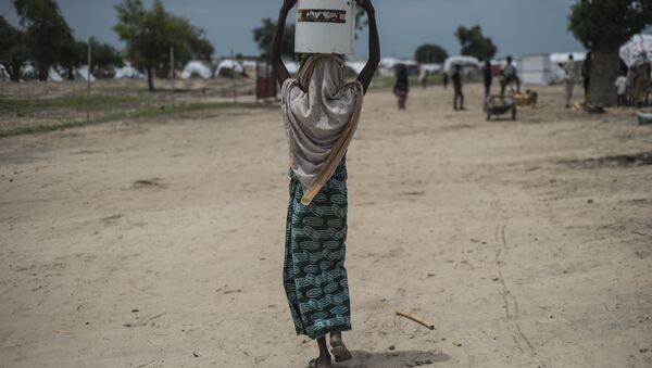 Rann, Nigérie. Ilustrační foto - Sputnik Česká republika