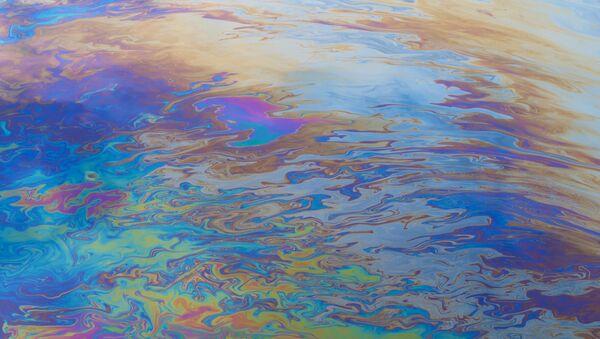 Ropná skvrna. Ilustrační foto - Sputnik Česká republika