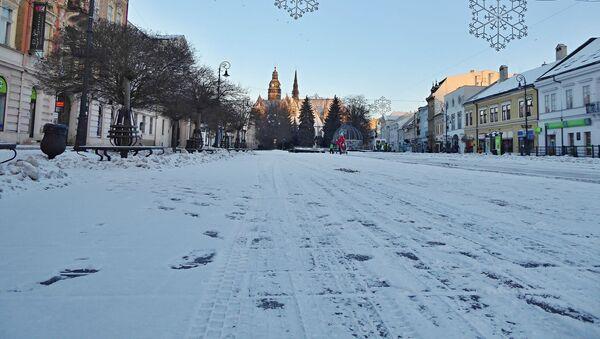 Slovenské město Košice - Sputnik Česká republika