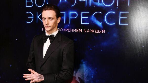 Hvězda světového baletu Sergej Polunin - Sputnik Česká republika
