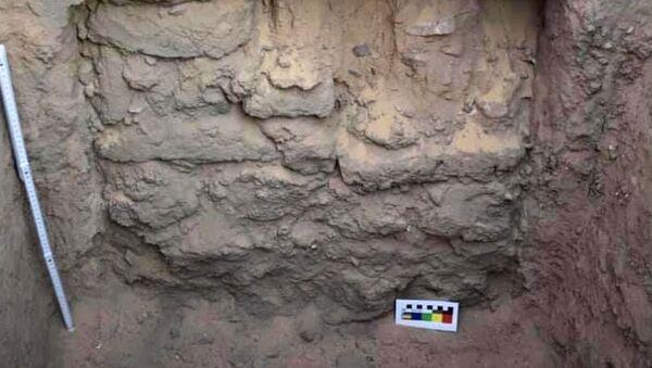 Hrob z období Staré říše, které byly objevené na jihu Egypta - Sputnik Česká republika