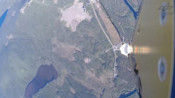 «Kamera GoPro» na raketě: 253 km vzhůru a zpátky - Sputnik Česká republika