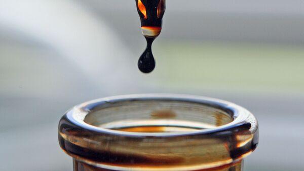 Ropa v laboratoři - Sputnik Česká republika