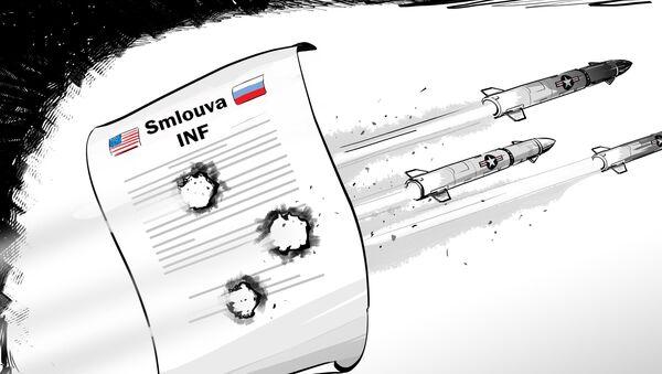 V INF již nevěří - Sputnik Česká republika