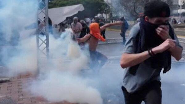 Pokus o státní převrat ve Venezuele - Sputnik Česká republika