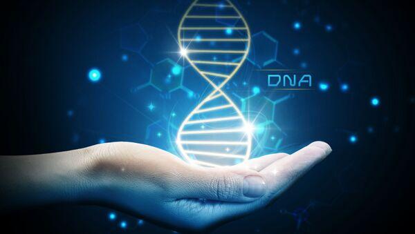 Struktura DNA - Sputnik Česká republika