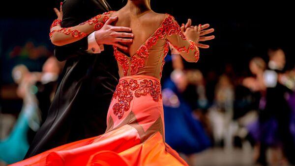 Taneční pár. Ilustrační foto - Sputnik Česká republika