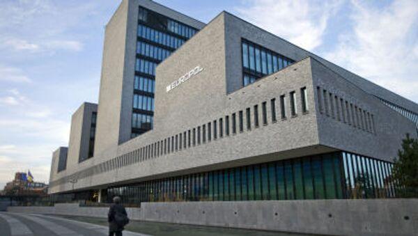 Budova Europolu  - Sputnik Česká republika