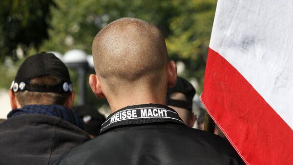 Němečtí neonacisté. Ilustrační foto - Sputnik Česká republika
