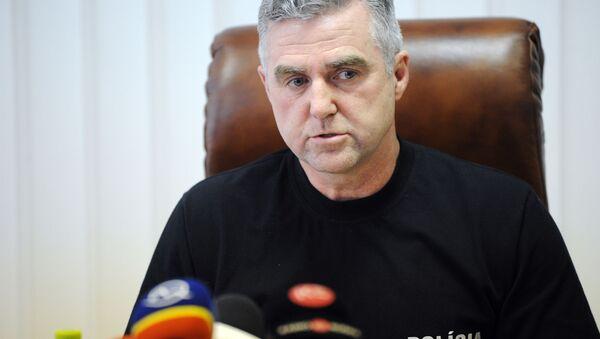 Bývalý slovenský policejní prezident Tibor Gašpar - Sputnik Česká republika