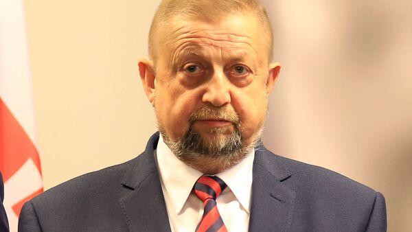 Štefan Harabin - Sputnik Česká republika