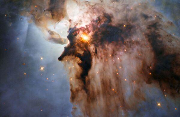 Mlhovina Laguny. Snímek vesmírného teleskopu Hubble - Sputnik Česká republika