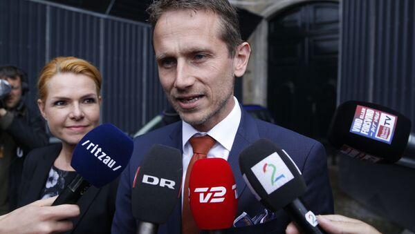 Kristian Jensen - Sputnik Česká republika
