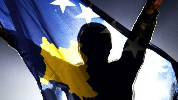 Vlajka Kosovo - Sputnik Česká republika
