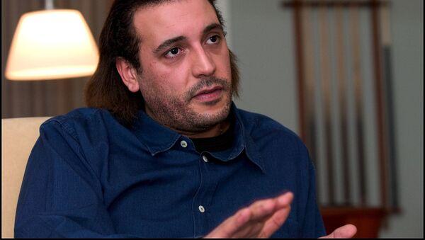 Hannibal Kaddáfí - Sputnik Česká republika