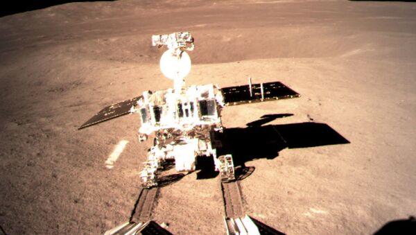 Lunochod Yutu 2 kosmické mise Čchang-e 4 - Sputnik Česká republika