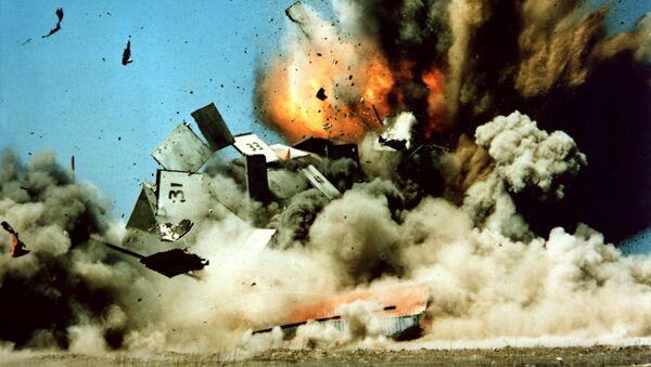 Zkouška americké rakety Tomahawk. Ilustrační foto - Sputnik Česká republika